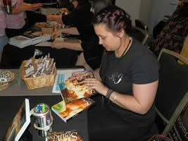 Essex Book Signing