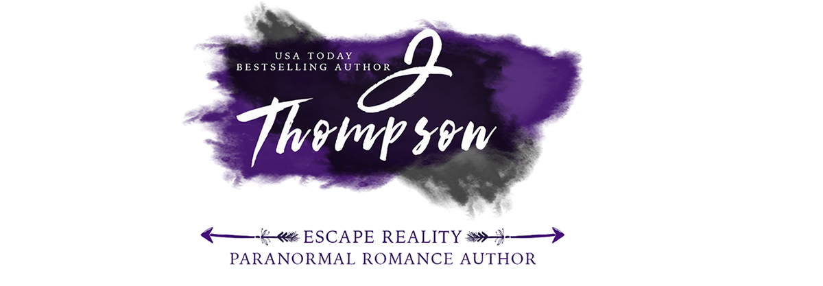 R.J Thompson Author